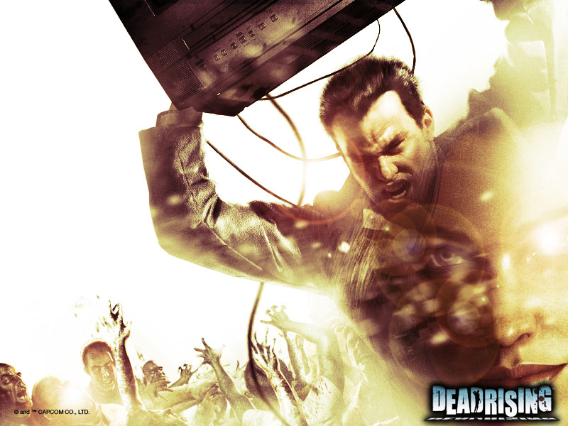Dead Rising video game wallpaper