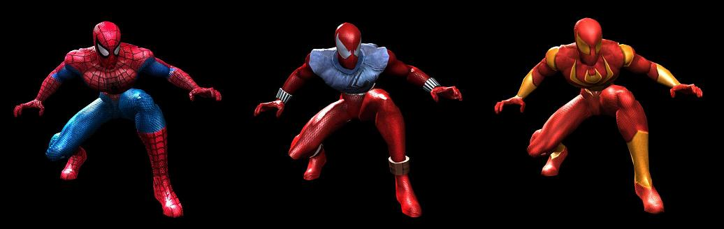 Marvel: Ultimate Alliance Spider-Man